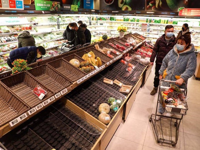 Imported Food, Safety and the Coronavirus